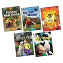 Project X Origins: Pets Pack x 5 (Book Band Red)