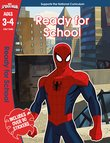 Spider-Man: Ready for School, Ages 3-4