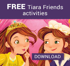 FREE Tiara Friends activities