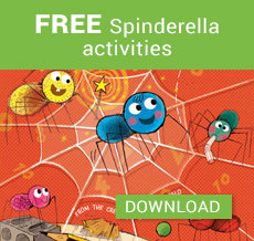 FREE Spinderella activities
