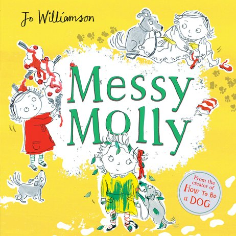 Messy Molly (Paperback)
