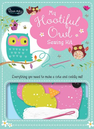 My Hootiful Owl Sewing Kit