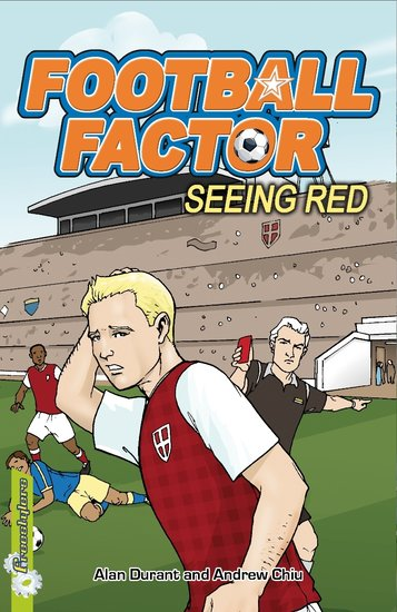 Freestylers Football Factor: Seeing Red