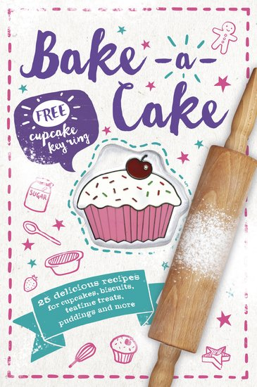 Bake-a-Cake with Cupcake Keyring