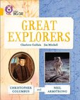 Great Explorers - Christopher Columbus and Neil Armstrong