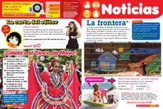 La carta del editor/Celebra el Cinco de mayo/La frontera/La foto