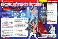 5 artistas pop de España