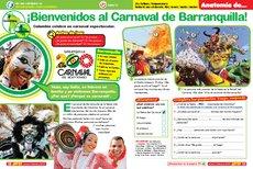 ¡Bienvenido al Carnaval de Barranquilla!