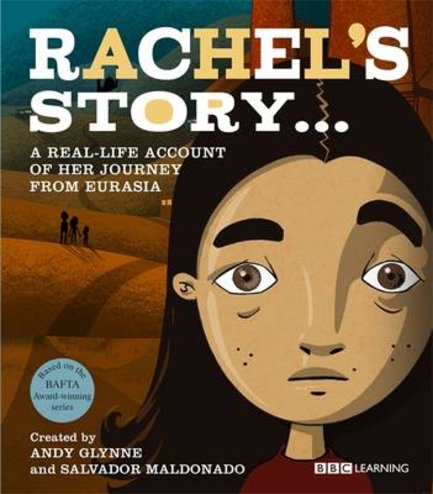 Rachel's Story - A Journey from a Country in Eurasia