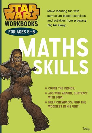 Star Wars Workbooks: Maths Skills (Ages 5-6)