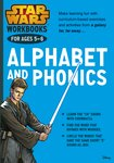 Star Wars Workbooks: Alphabet and Phonics (Ages 5-6)
