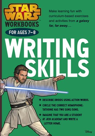 Star Wars Workbooks: Writing Skills (Ages 7-8)