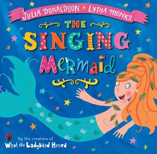 The Singing Mermaid (Board Book)