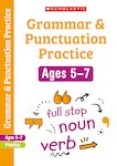 Scholastic English Skills: Grammar and Punctuation Workbook (Years 1-2) x 6