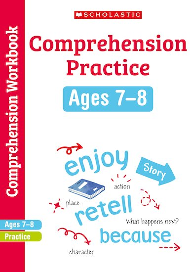 Comprehension Workbook (Year 3)