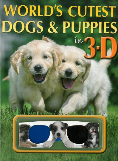 World's Cutest Dogs and Puppies in 3D