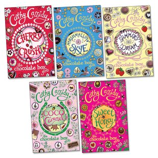 The Chocolate Box Girls Pack x 5