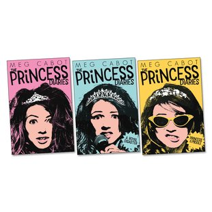The Princess Diaries Trio