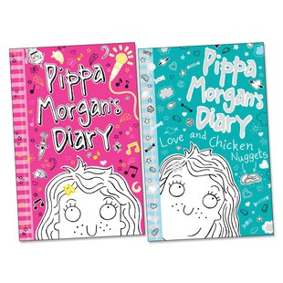 Pippa Morgan's Diary Pair