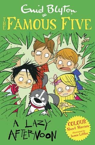 Famous Five Colour Reads Pack x 3