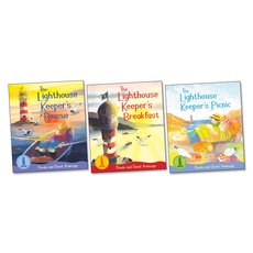 The Lighthouse Keeper Pack x 3
