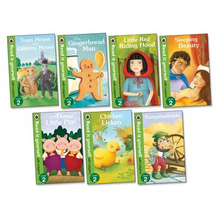 Ladybird Read It Yourself Pack: Level 2 x 7