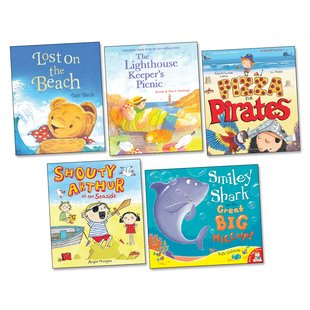Summer Picture Book Pack x 5