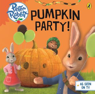 Peter Rabbit: Pumpkin Party!