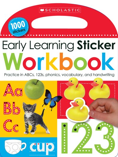 Early Learning Sticker Workbook