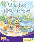 PM Writing 3: Maddie's Life Jacket (PM Silver/Emerald) Levels 24, 25 x 6
