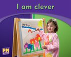 PM Writing Emergent: I am Clever (PM Magenta) Levels 1, 2 x 6