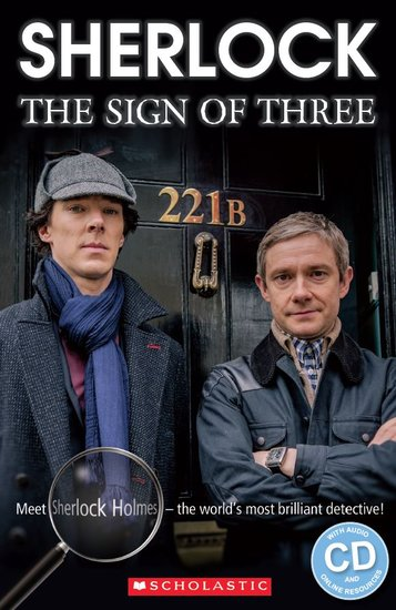 Sherlock: The Sign of Three (Book and CD)