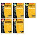 Scholastic English Skills: Grammar and Punctuation Teacher's Book Years 1-6 Pack x 5