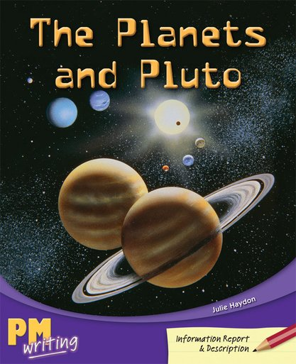 The Planets and Pluto (PM Ruby) Level 28