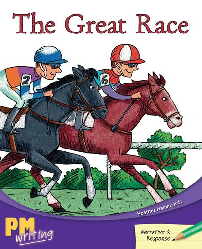 The Great Race (PM Emerald) Level 25