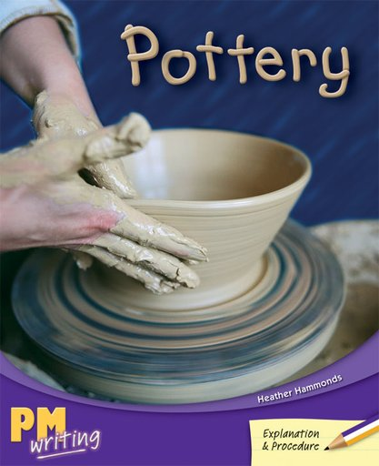 Pottery (PM Purple/Gold) Levels 20, 21