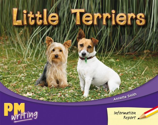 Little Terriers (PM Red/Yellow) Levels 5, 6