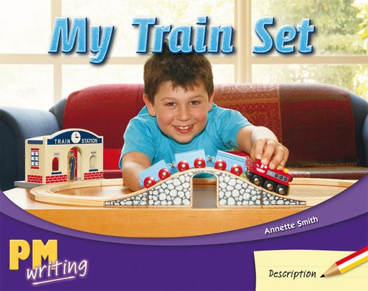 My Train Set (PM Red/Yellow) Levels 5, 6