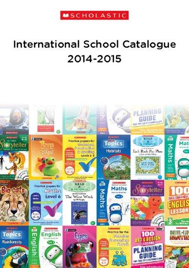 International School Catalogue 2014-15
