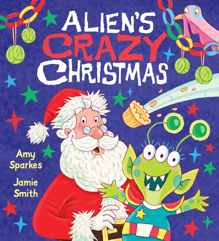Alien's Crazy Christmas