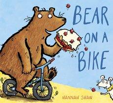 Bear on a Bike (PB)