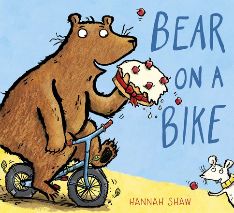 Bear on a Bike (Paperback)