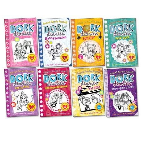 dork diaries pop star russell rachel renee