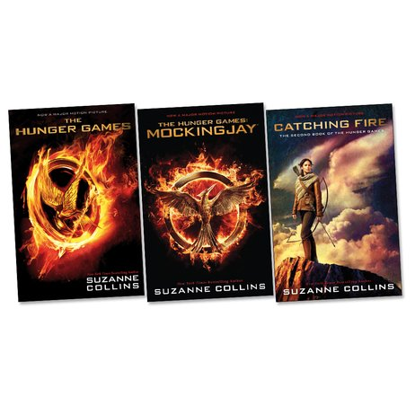 The Hunger Games Trilogy (Film Editions)