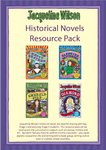 Jacqueline Wilson Hetty Feather historical novels teacher resource pack (25 pages)