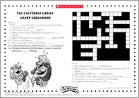 Captain underpants crosswords act puz 1341410