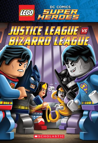 LEGO® DC Super Heroes: Justice League vs Bizarro League
