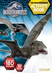 Jurassic World: The Dino Experience Activity Book