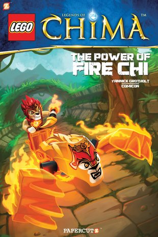 LEGO Legends of Chima: The Power of Fire Chi