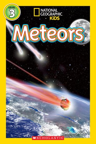 National Geographic Kids Reader: Meteors